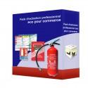 FIREPACK PRO PME PMI equipement de sécurité